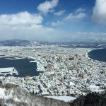 冬の函館旅行「3泊4日」1日目(名古屋出発編)①