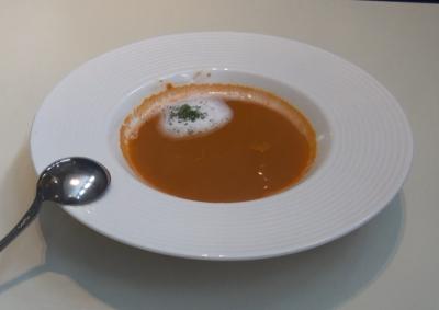 お昼スープ