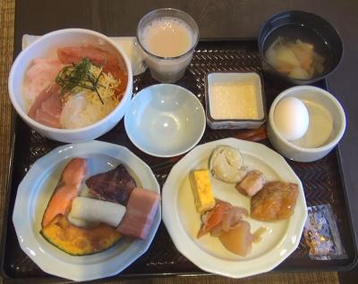 北の番屋朝食1