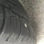 突然の車のタイヤがパンク、修理は何処でしたらいいの?愛媛県松山(道後温泉)岡山県(倉敷)3泊4日の旅・3日目②