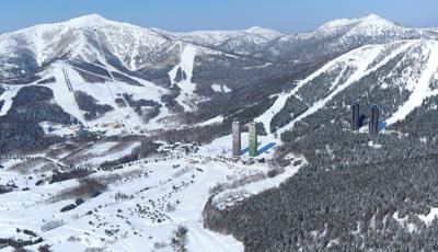 トマムリゾートスキー場