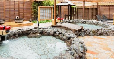 太閤の湯浴槽