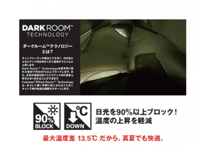 テントダークルーム